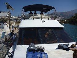 Gloria - Boat Trip