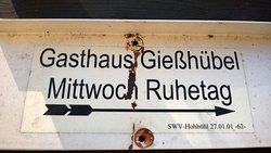 Berggasthof Giesshübel