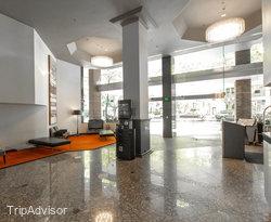 Lobby at The York by Swiss-Belhotel International