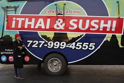 I Thai & Sushi Truck