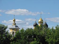 St. Nicholas Church on the Embankment (Nikolo-Naberezhnaya)