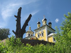 St. Nicholas Church on the Embankment (Nikolo-Naberezhnaya)