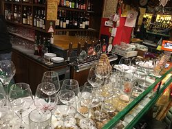 Corte Sconta -wine bar Spunciotteria