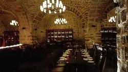 A corner inside the restaurant