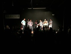 The Black Box Improv Theater