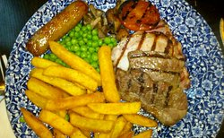 If awards were given this would get 'Best Ever Wetherspoons Mixed Grill'
