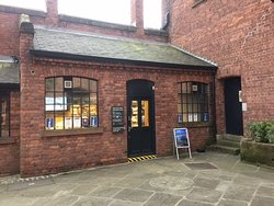 Albert Dock Visitor Information Centre
