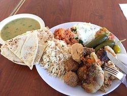 Nabataean Tent Restaurant