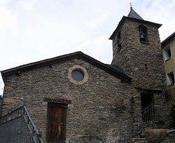 Church of Sant Andreu d'Arinsal