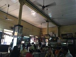 Historic Irani cafe