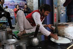 Best Lassi ever! But make sure you have the right shop!