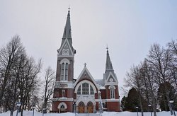 Joensuu Church