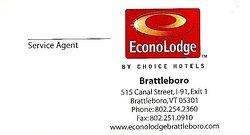 Carte d'affaire / Business card