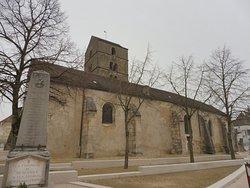 Eglise Notre Dame de Mercurey