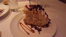 Truly fantastic banana cream pie