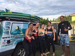 Evandro Santos Surf School