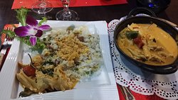Excellent restaurant thaïlandais