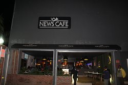 News Cafe, Fife Avenue
