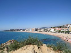 Playa de S'Abanell