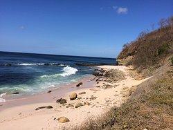 one of 5 beaches