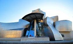 Musée Guggenheim (Bilbao)