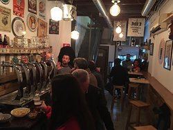 La Pinta Craft Beer