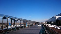 Narita International Airport Terminal 1 5F Observation Deck