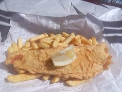 Off the Pier - Fish and Chippery
