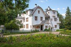 Государственный музей усадьба В. Д. Поленова
