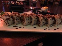 Good Sushi. Small Restaurant.