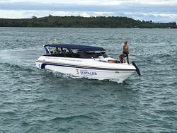 Seatales KohMak Speedboat