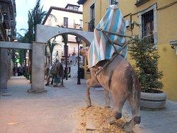 Belén navideño de San Lorenzo de El Escorial