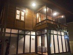 Ruang dalam Wooden Villa Twi Bedrooms