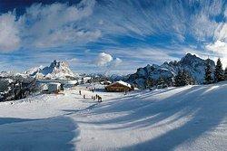 Ski Area Civetta