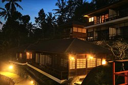 Japanese style Villa in Bali for peaceful seeker