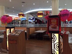 Kenny rogers lagenda village mall