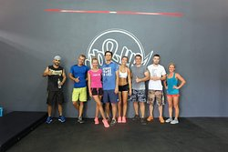Crossfit Triple Shot