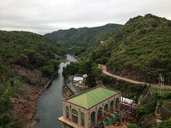Vertedero Hidroeléctrica Fitz Simón