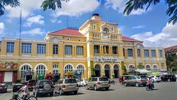 Cambodia Post Office
