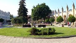 Kurortny Boulevard