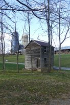 outbuilding on the property