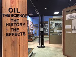 Butler County History Center and Kansas Oil Museum
