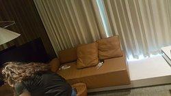 Good cozy hotel.