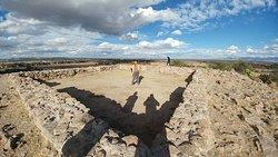 Zona arqueologica de Ferreria