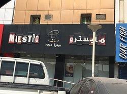 Marstro pizza