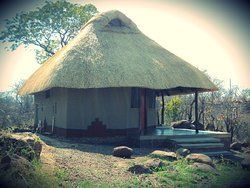Dimbangombe Safari Lodge