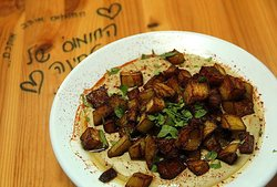 The Hummus Of Tchina