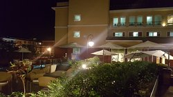 Lovely hotel in calangute
