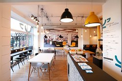 Cosy Corner Coworking Cafe
