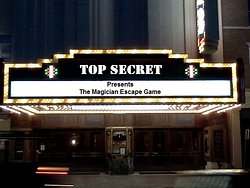 Top Secret Escape Games